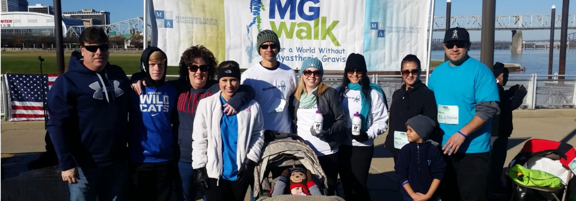2014 Kentucky MG Walk