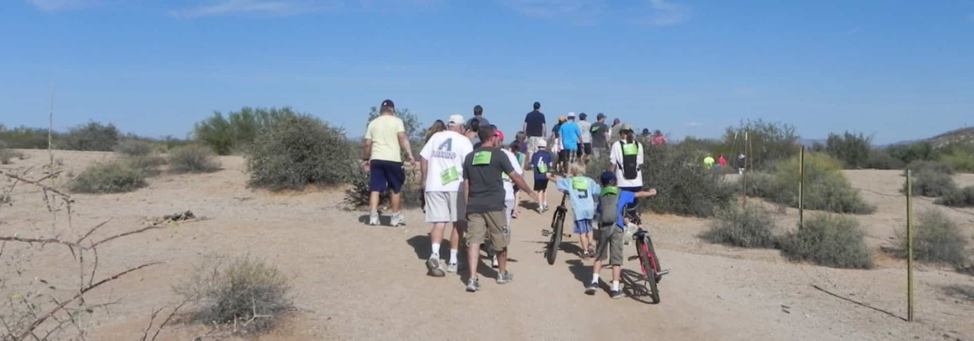 Arizona MG Walk 2014