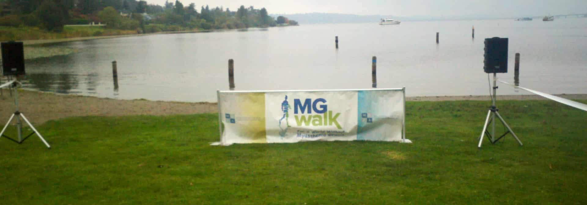 Seattle MG Walk 2014
