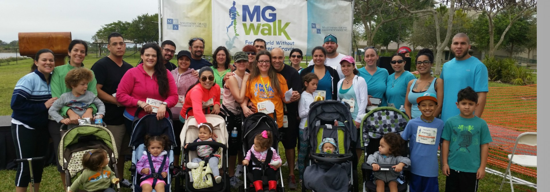 South Florida MG Walk