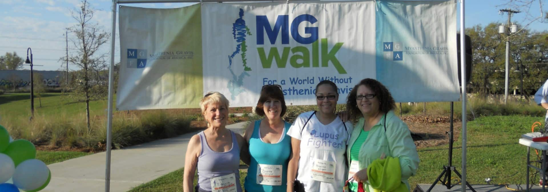 Tallahassee MG Walk
