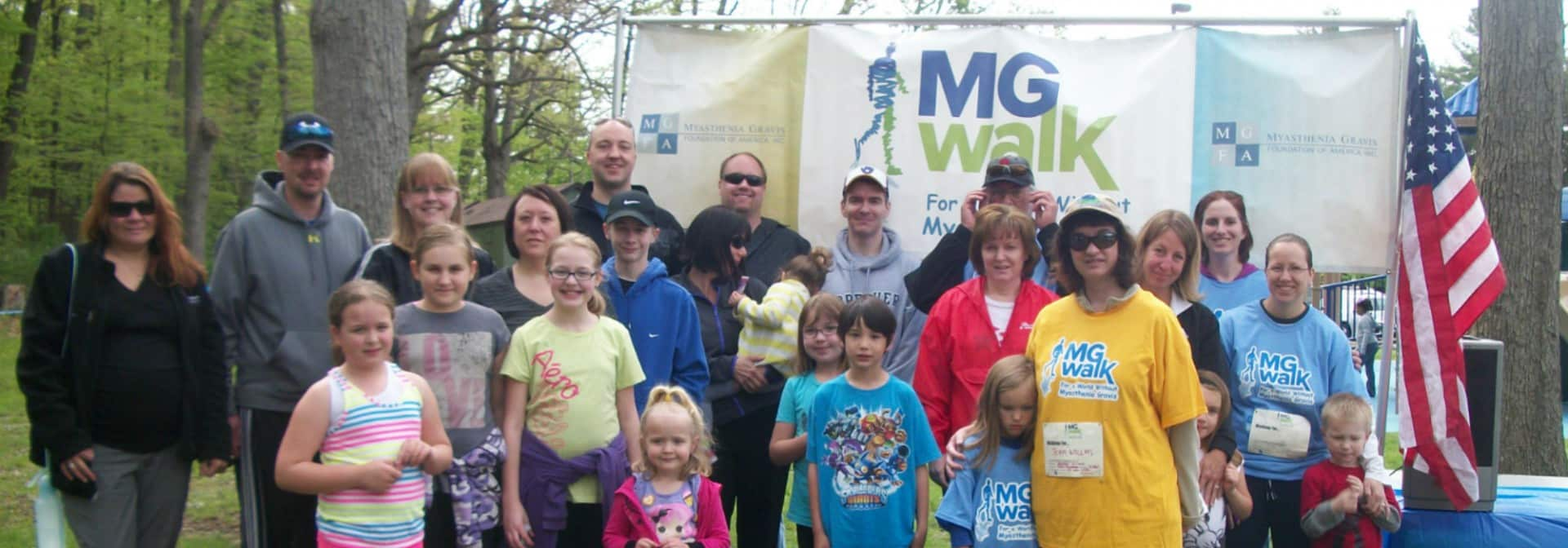 Wisconsin MG Walk 2015