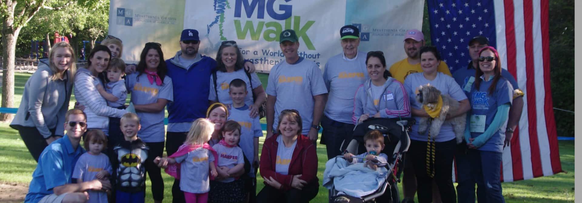 Portland MG Walk 2015