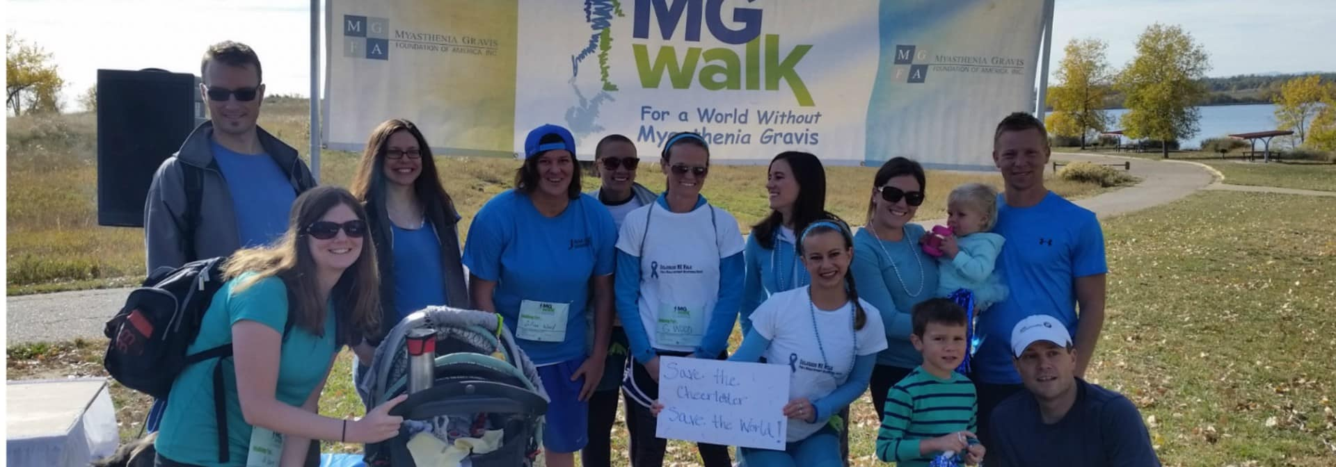 Colorado MG Walk 2015