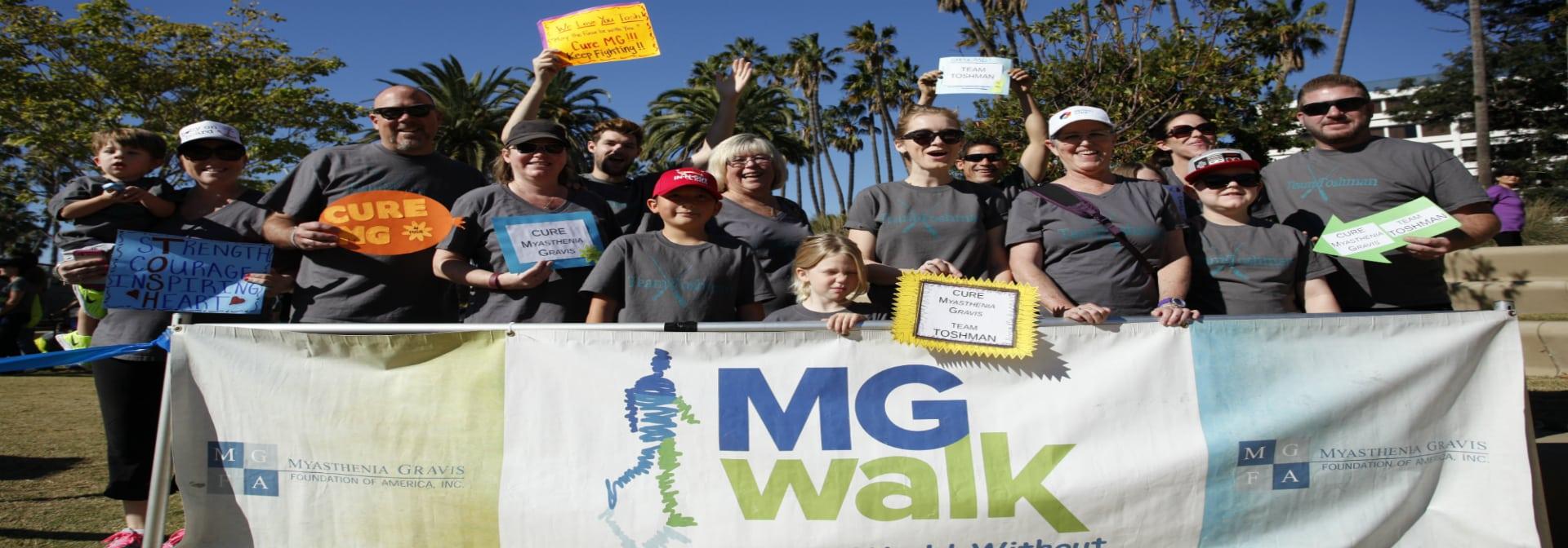 Greater L.A. MG Walk