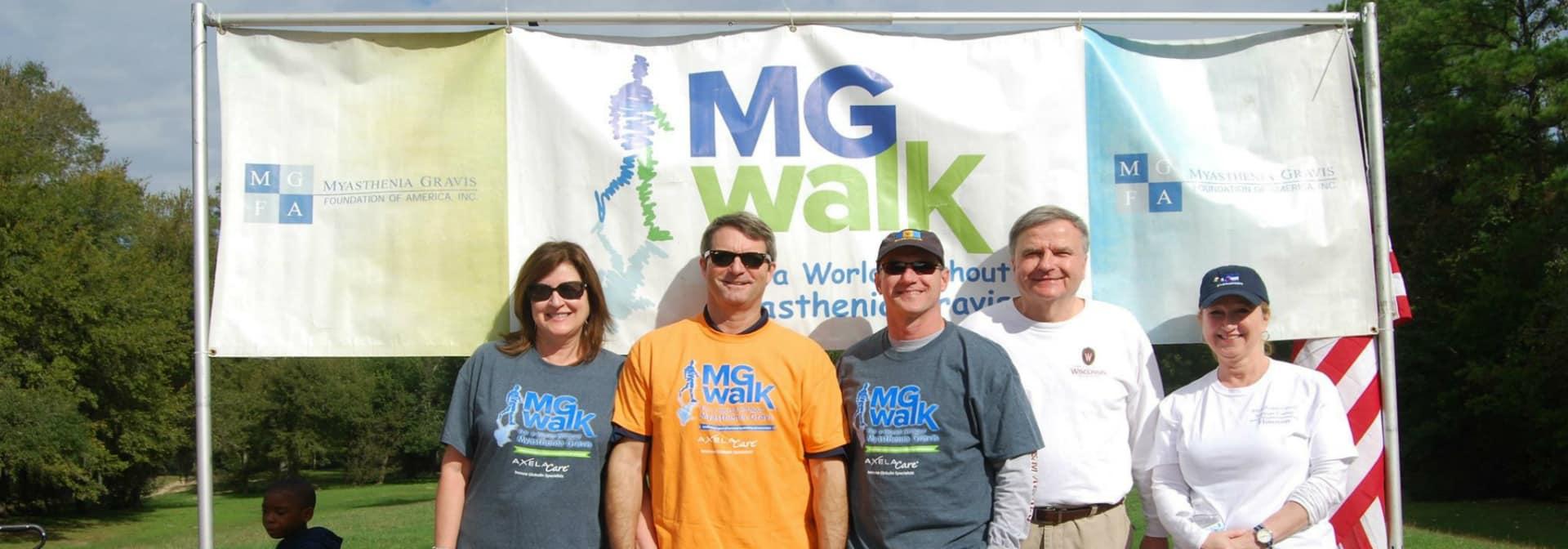 Houston MG Walk