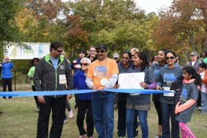 2015 North Texas MG Walk