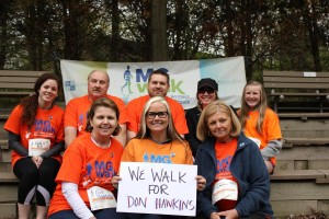 2015 Northern Wisconsin MG Walk