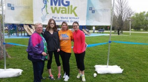 2015 Southern Wisconsin MG Walk