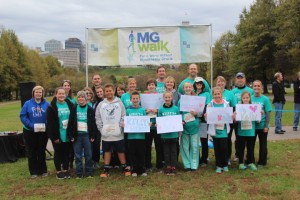 2015 Tennessee MG Walk