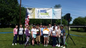 2015 Upstate NY MG Walk