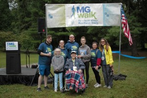 2016 Delaware Valley MG Walk