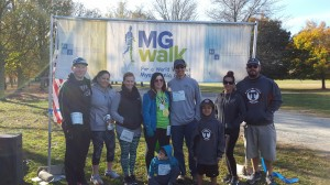 2016 Kentucky MG Walk
