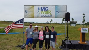 2016 New England MG Walk