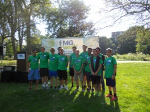 2016 Northern Illinois MG Walk
