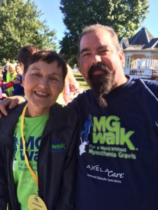 2016 Southern Illinois MG Walk