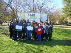 2016 Tennessee MG Walk