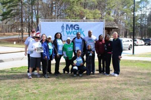 2017 Georgia MG Walk