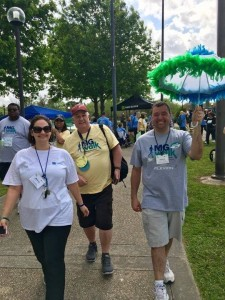 2017 New Orleans MG Walk