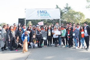 2017 Bay Area MG Walk