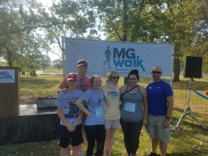 2017 Chicagoland MG Walk