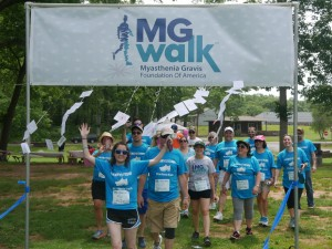 2017 Connecticut MG Walk