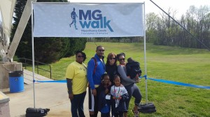 2017 North Carolina MG Walk