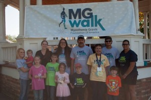 2017 Southern Illinois MG Walk