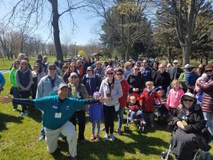 2017 Southern Wisconsin MG Walk