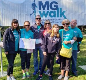 2018 Chicagoland MG Walk