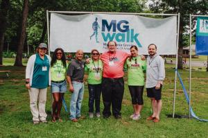 2018 Connecticut MG Walk