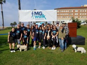 2018 Greater Los Angeles MG Walk