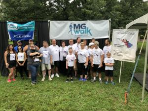 2018 Kentucky MG Walk
