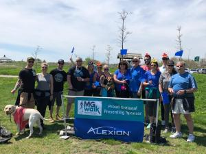 2018 New England MG Walk