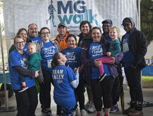 2018 North Carolina MG Walk