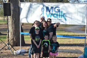 2018 Northern Wisconsin MG Walk