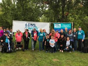 2018 Portland MG Walk