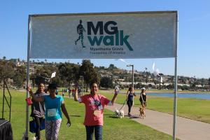 2018 San Diego MG Walk
