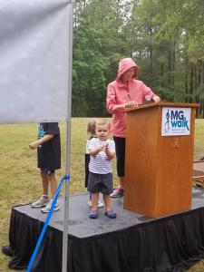 2018 South Carolina MG Walk