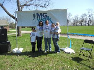 2018 Southern Wisconsin MG Walk