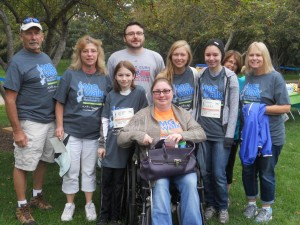 2015 Northern Illinois MG Walk